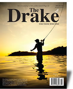 new drake magazine | northern california fly fishing guide service, Fishing Reels