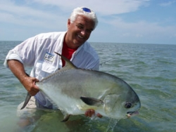 Fly fishing guide for Permit, Tarpon, Bonefish, Barracuda and Snook
